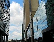 Office buildings in Manchester